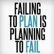 July 28th Plan to fail