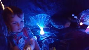 10-5-16 jack in the sensory room dark