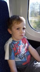 10-5-16 jack on the train