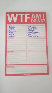 6-5-16 shopping list