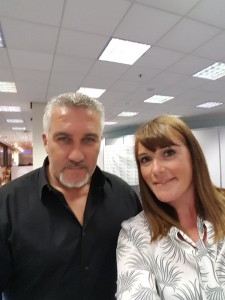22-6-16 Paul Hollywood - BBC Good food Live