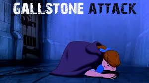 25-6-16 gallstoneattack