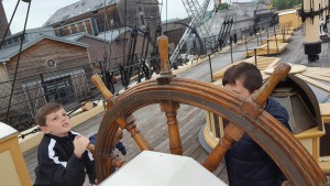 6-6-16 SS Great Britain Deck