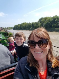6-6-16 Train Ride MMP Selfie Bristol Weekend Away