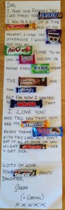 9-6-16 Sweetie letter Fathers Day