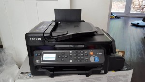 26-7-16 Disney Finding Dory Epson printer