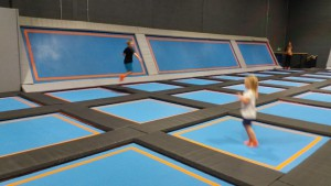 19-8-16 Air space trampoline Stevenage small trampolines