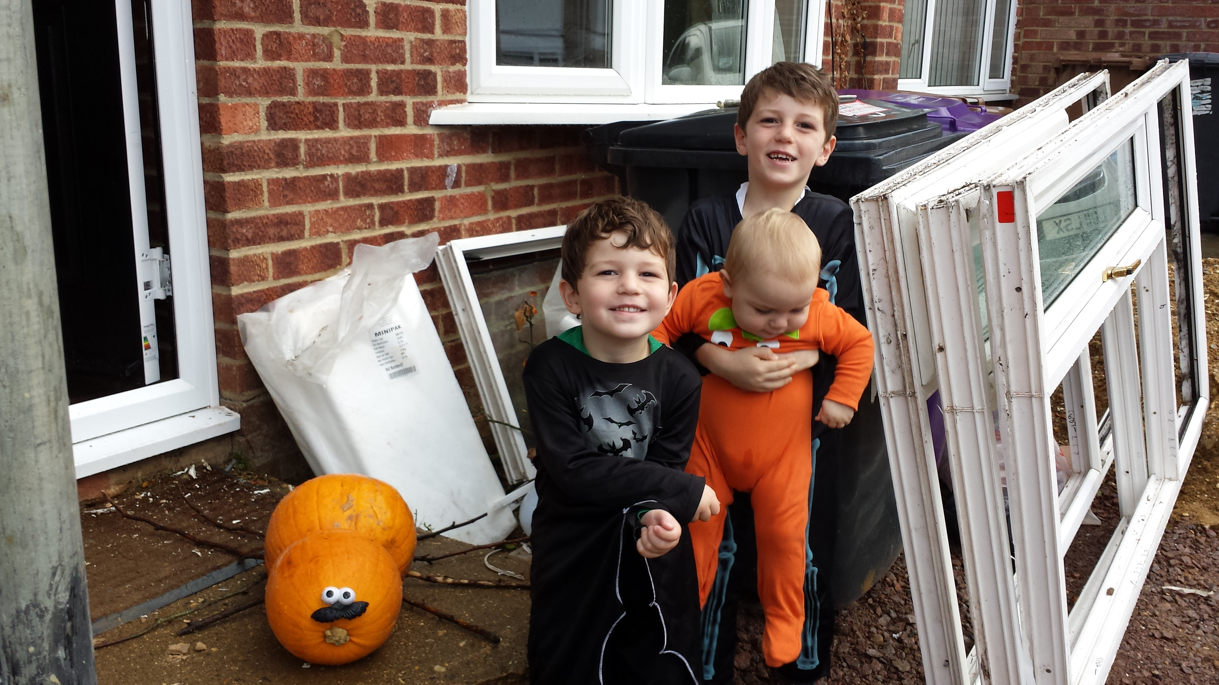 My life as a full time working mum of three (boys!)
