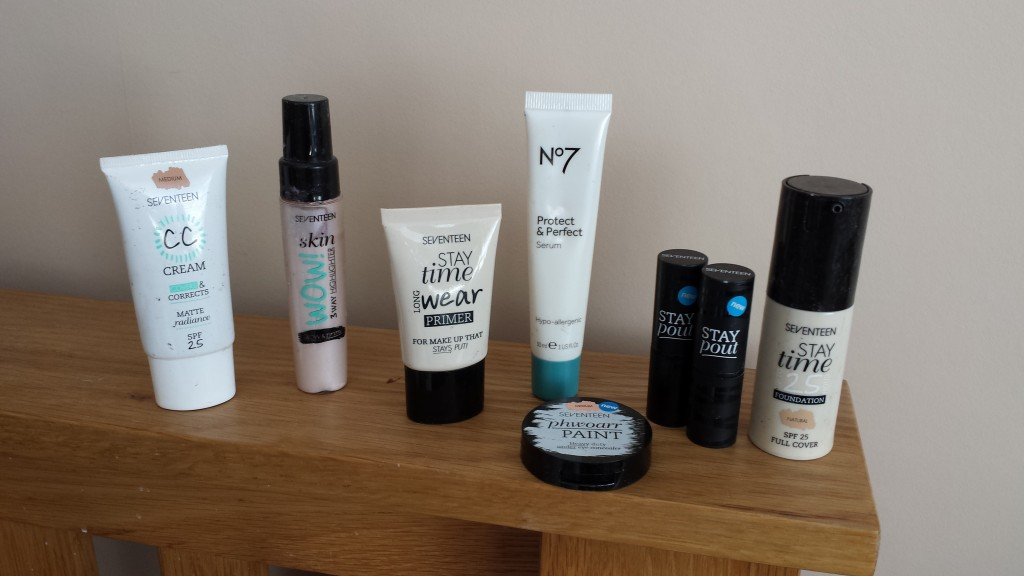 Boots No 7 Beauty Products