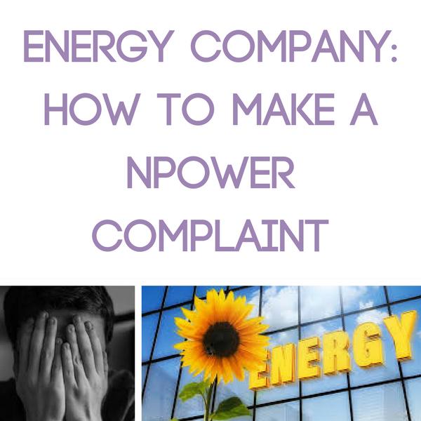 How to Make an Npower Complaint