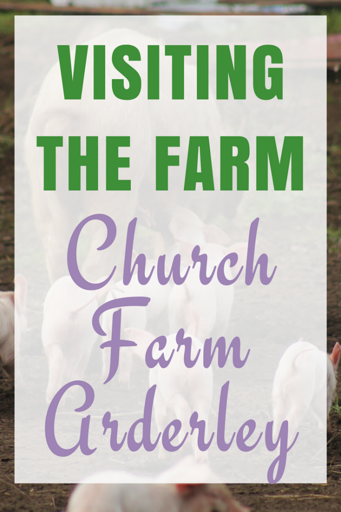 a free visit to the church farm