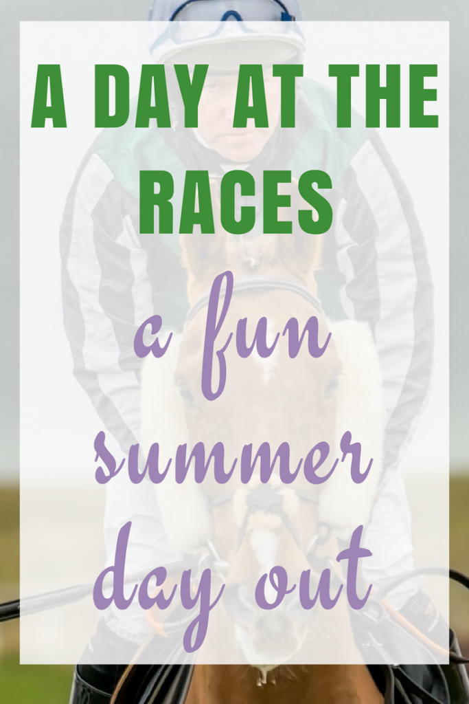 A Day at the Races - A Fun summer day out