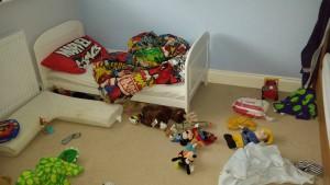 12-9-15 Bedroom Mess