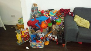 12-9-15 Living Room Mess