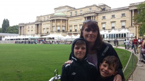 Buckingham Palace – A great day out in London on Mrs Mummypenny budget