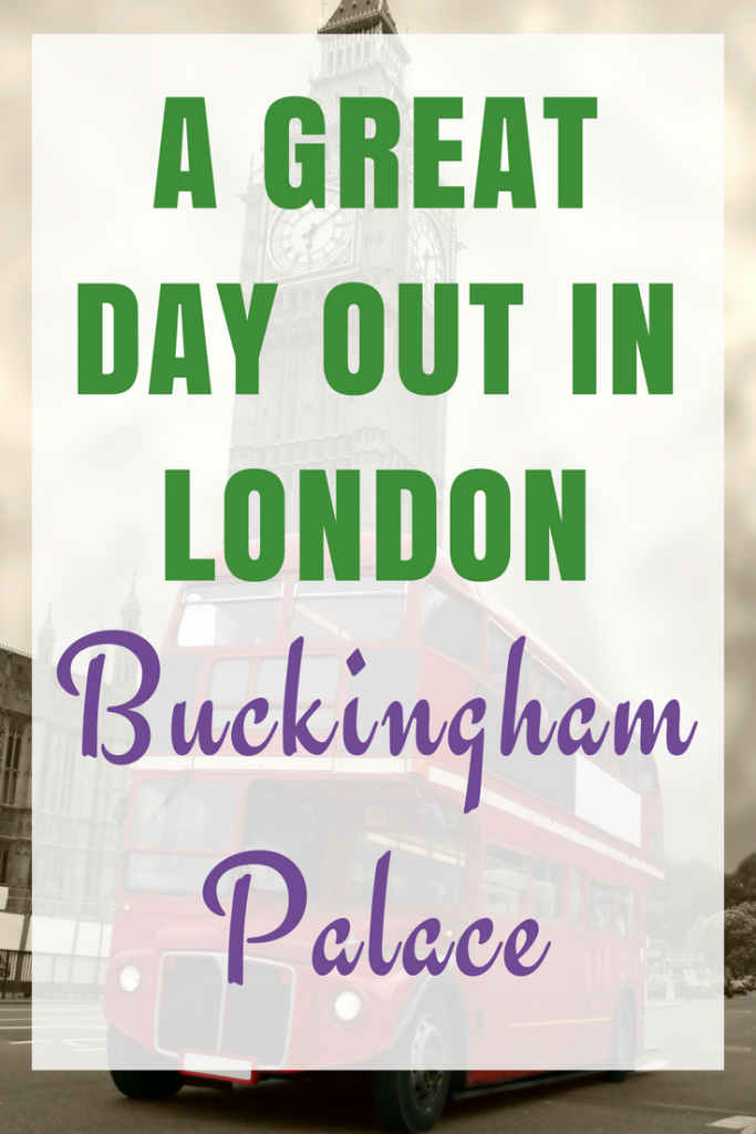 visit Buckingham palace