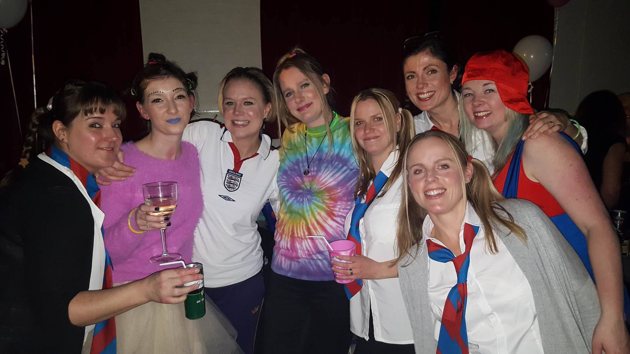 How to organise a 90's night a raise a few grand for Charity