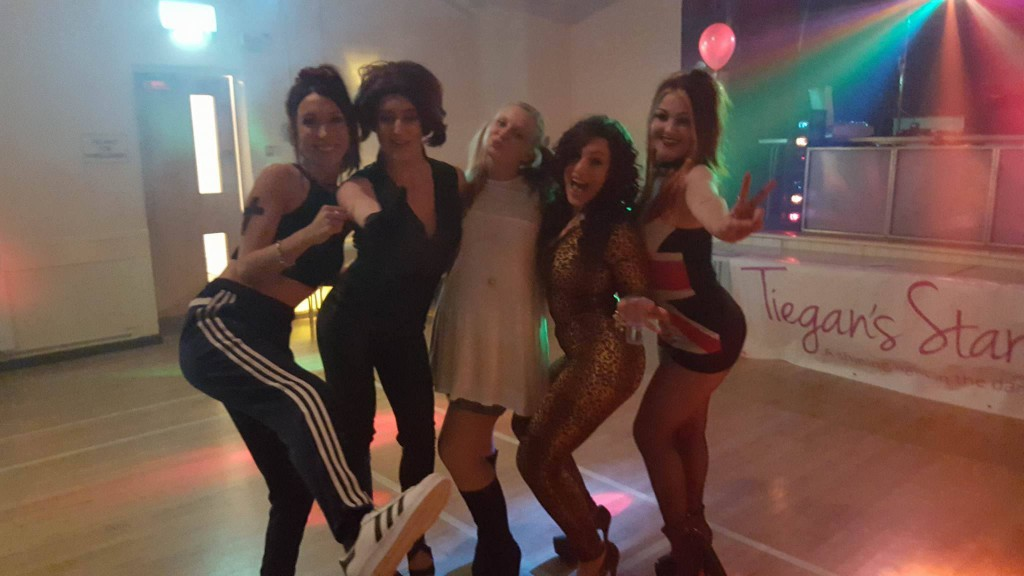 17-1-16 Spice Girls