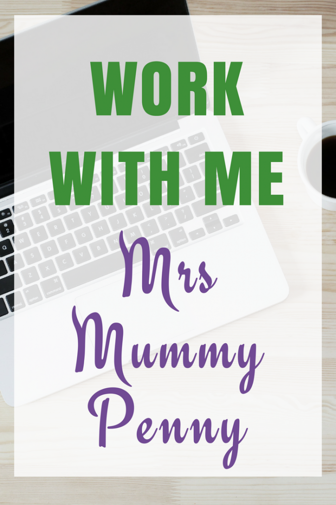 Mrs Mummypenny - Work With Me