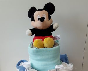 Aldi Baby & Toddler Event and how to Make a nappy cake