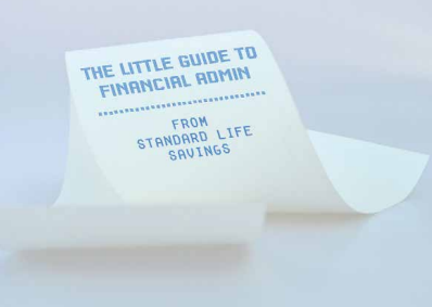 Competition Time – Give away of 2 copies of 'The Little Guide to Financial Admin'