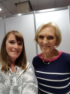 22-6-16 Mary Berry - BBC Good food Live