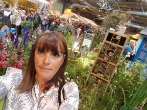 22-6-16 RSPB garden selfie - BBC Good food Live