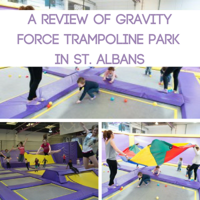 Gravity force Trampoline park opens in St. Albans 17th August.