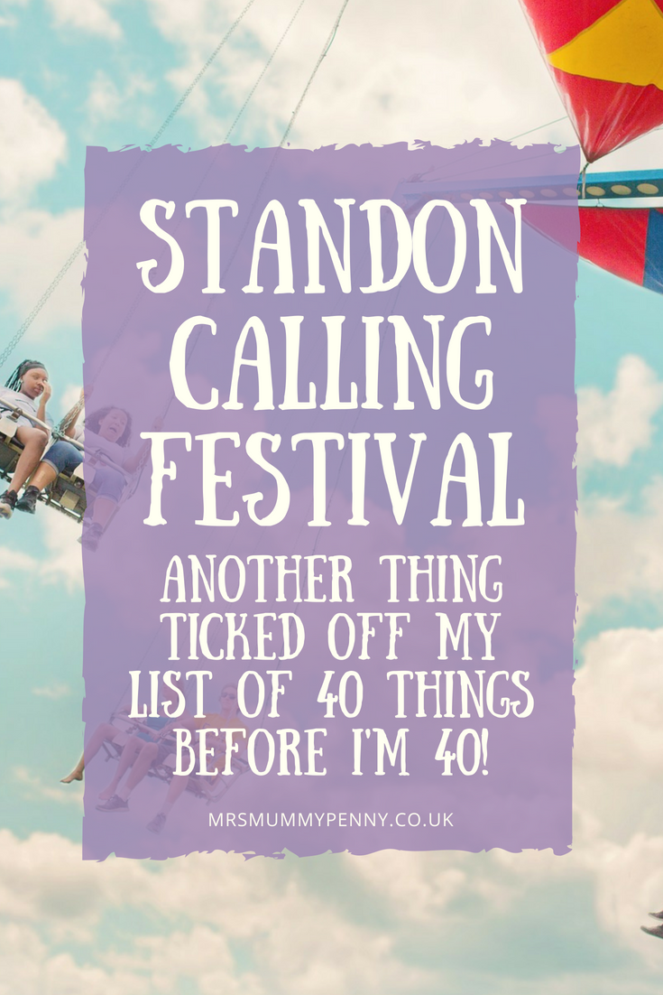 Standon Calling – Festival & Camping with the  Family