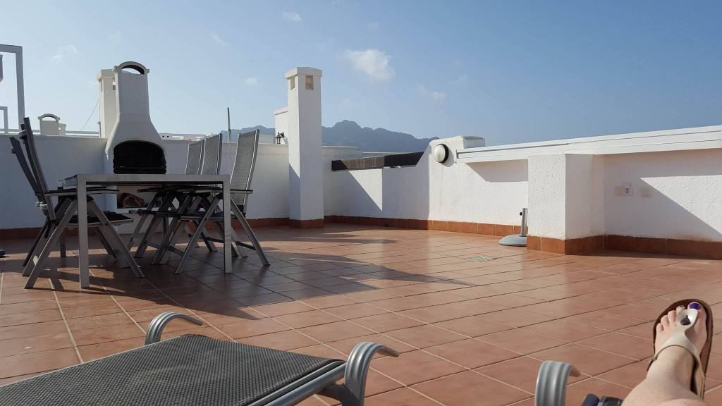 3-8-16 Summer Holiday Money Saving roof terrace