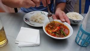 31-8-16 Thaikhun Thai curry main