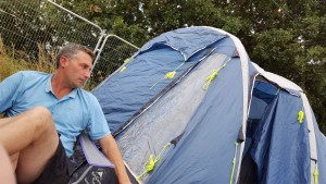 6-8-16 Standon calling inflated tent