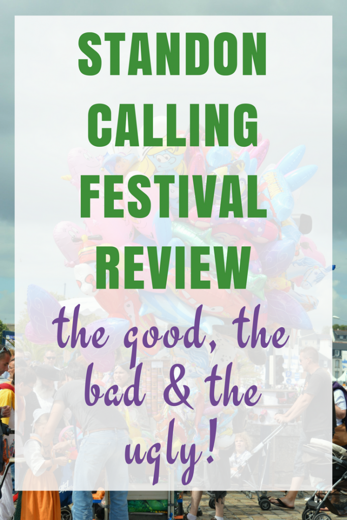 Standon Calling Review, Pictures and The Good & Bad