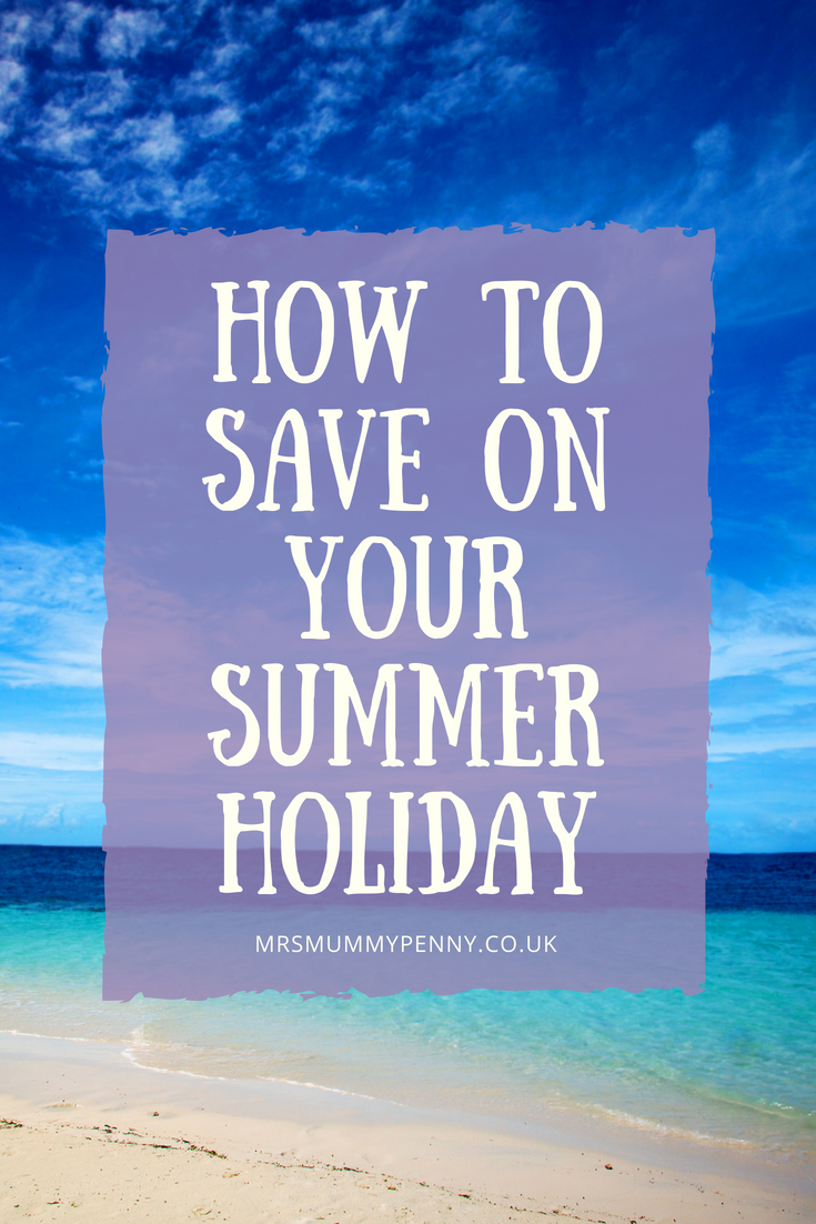 Mrs Mummypenny Top Tips for Holiday Money Saving