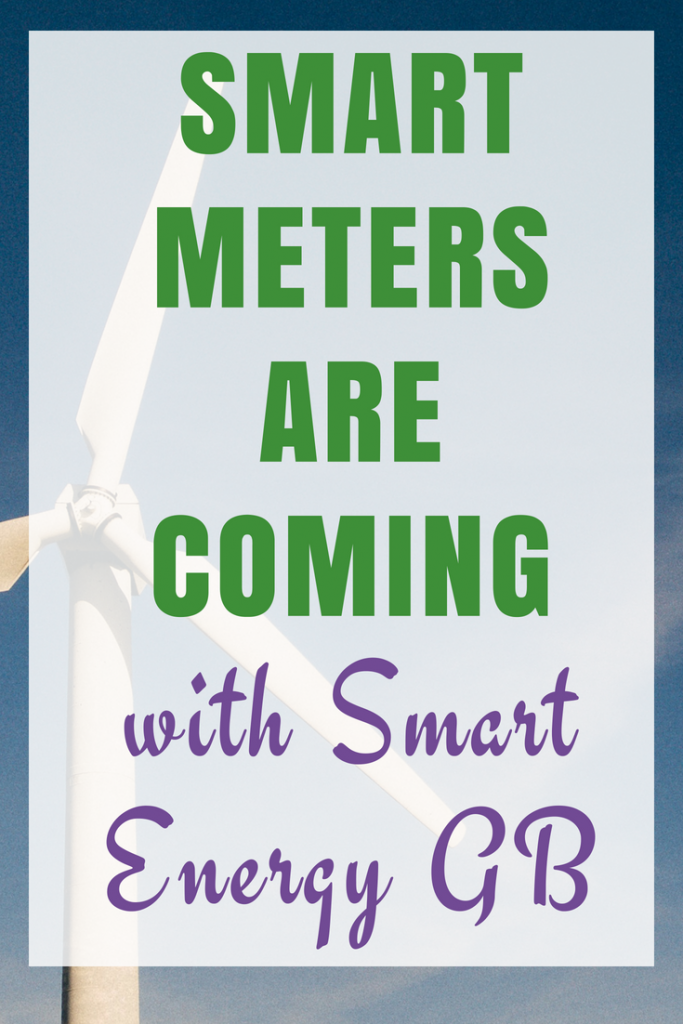 Smart Meters are coming with Smart Energy GB