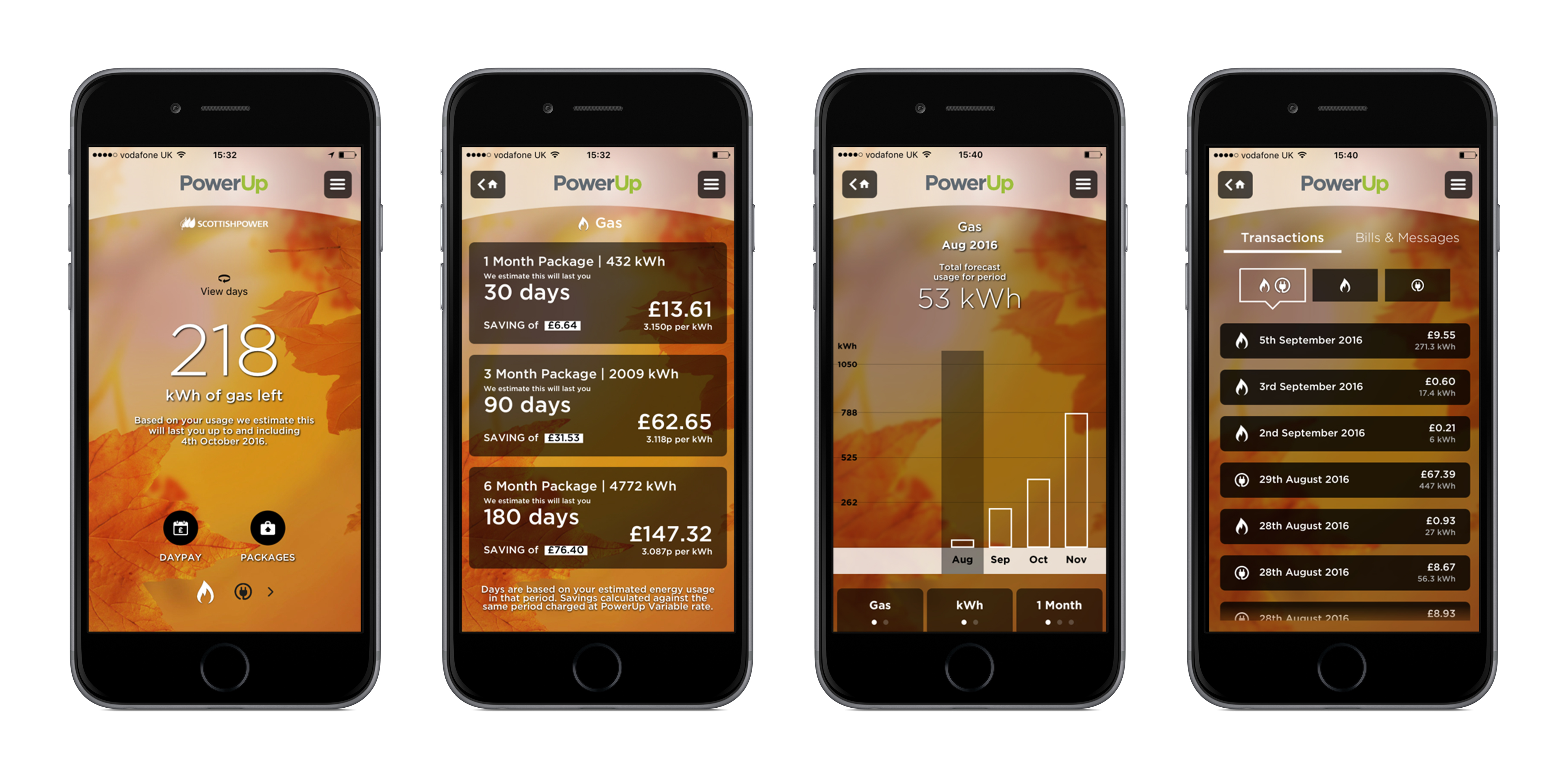 ScottishPower Launches PowerUp – A new product in the Energy Market