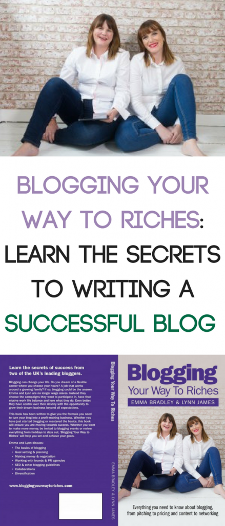 Blogging Your Way to Riches: Learn the secrets to writing a successful blog. #MakingMoneyFromHome #Blog #Business