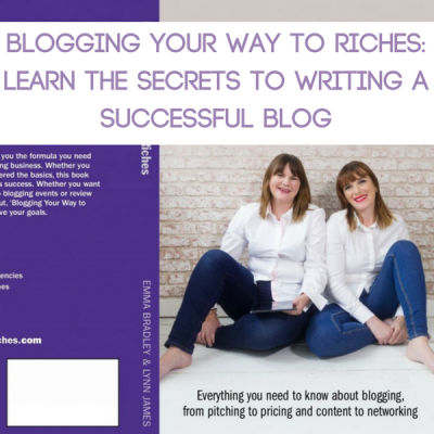 Blogging Your Way to Riches – We have Written a Book!