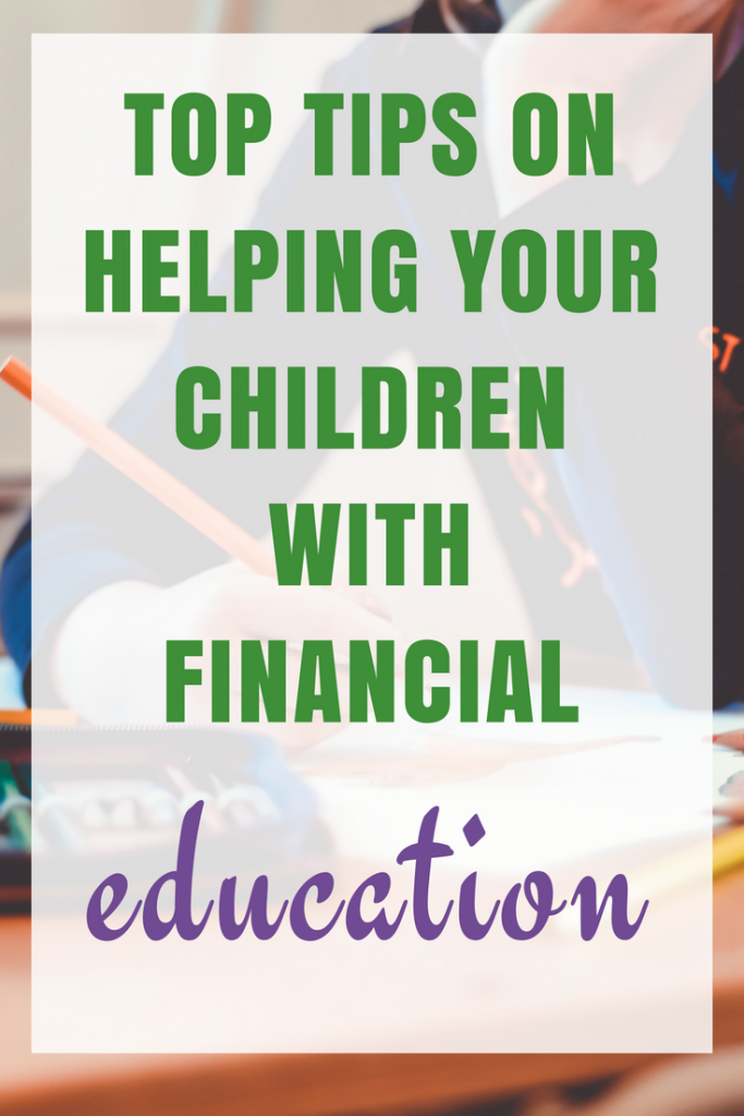 Financial Education - Top tips for helping your children with