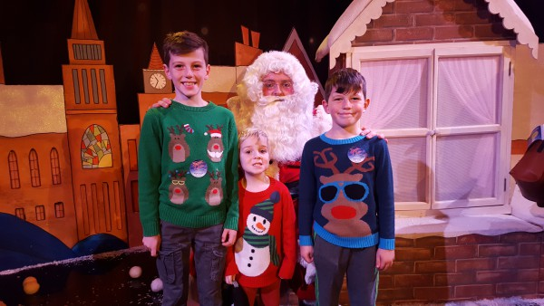 Santa Claus and The Night Before Christmas at The Watford Colosseum