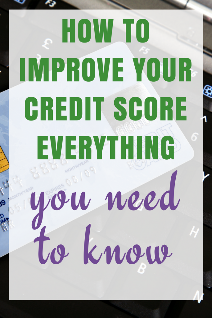 How to Improve Your Credit Score: Everything You Need to Know