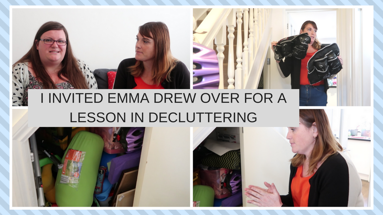 How to Declutter your House and Make Money with Emma Drew