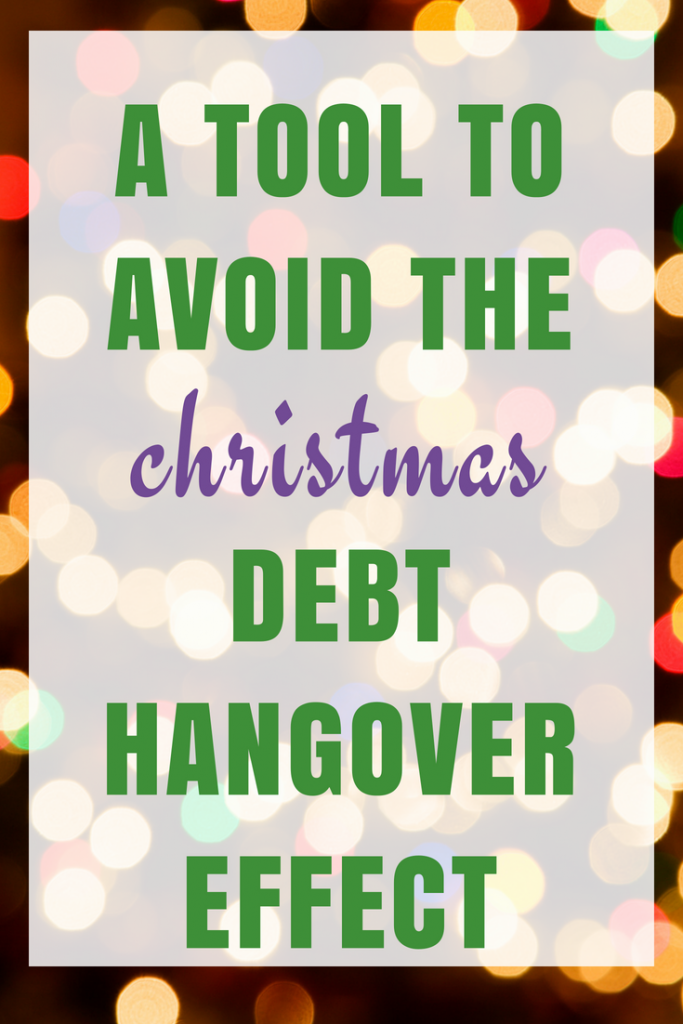 The Christmas Debt Hangover Effect – A Tool to Avoid this Next Year