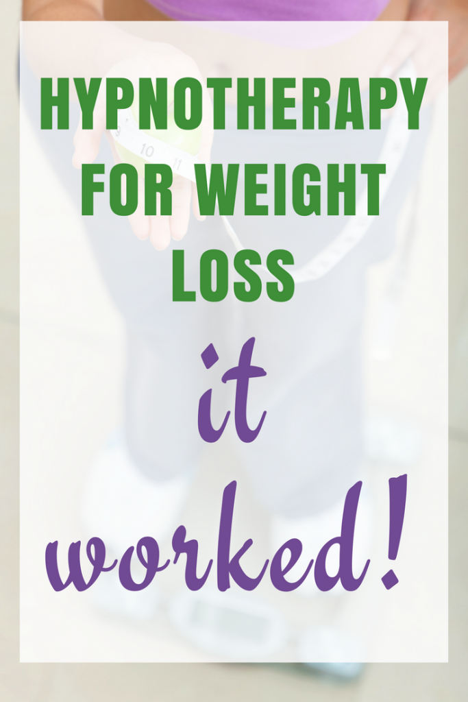 Hypnotherapy for Weight loss - It worked and I maintained the weight loss