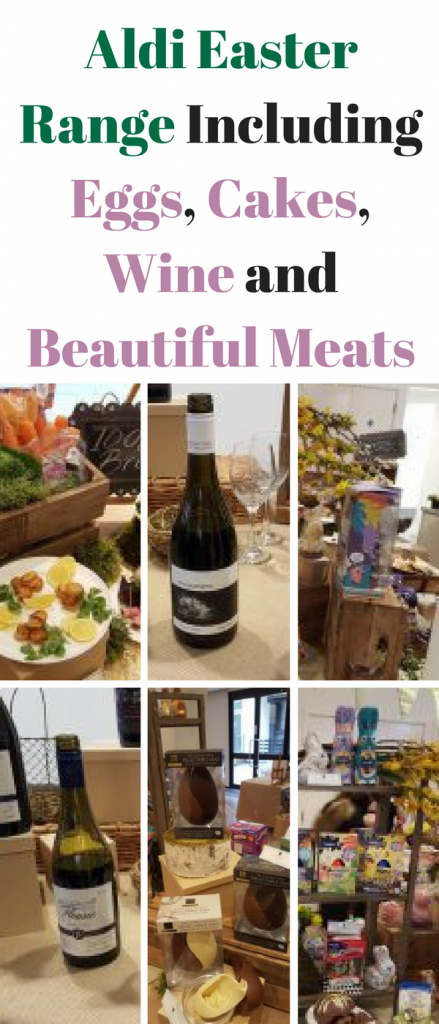 Find out here all about the Aldi Easter range including chocolate eggs, cakes, wine and beautiful meats by Lynn at Mrs MummypennyUK #AldiMeats #AldiFood #EasterAldi