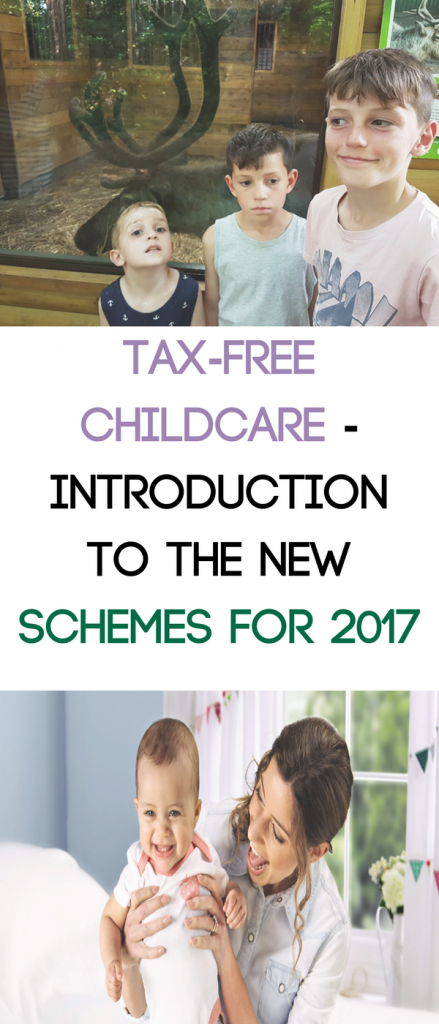 How the new tax free childcare work and can it save you money by Lynn at Mrs Mummypenny UK