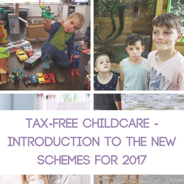 ax Free Childcare - Introduction to the New Schemes for 2017-2