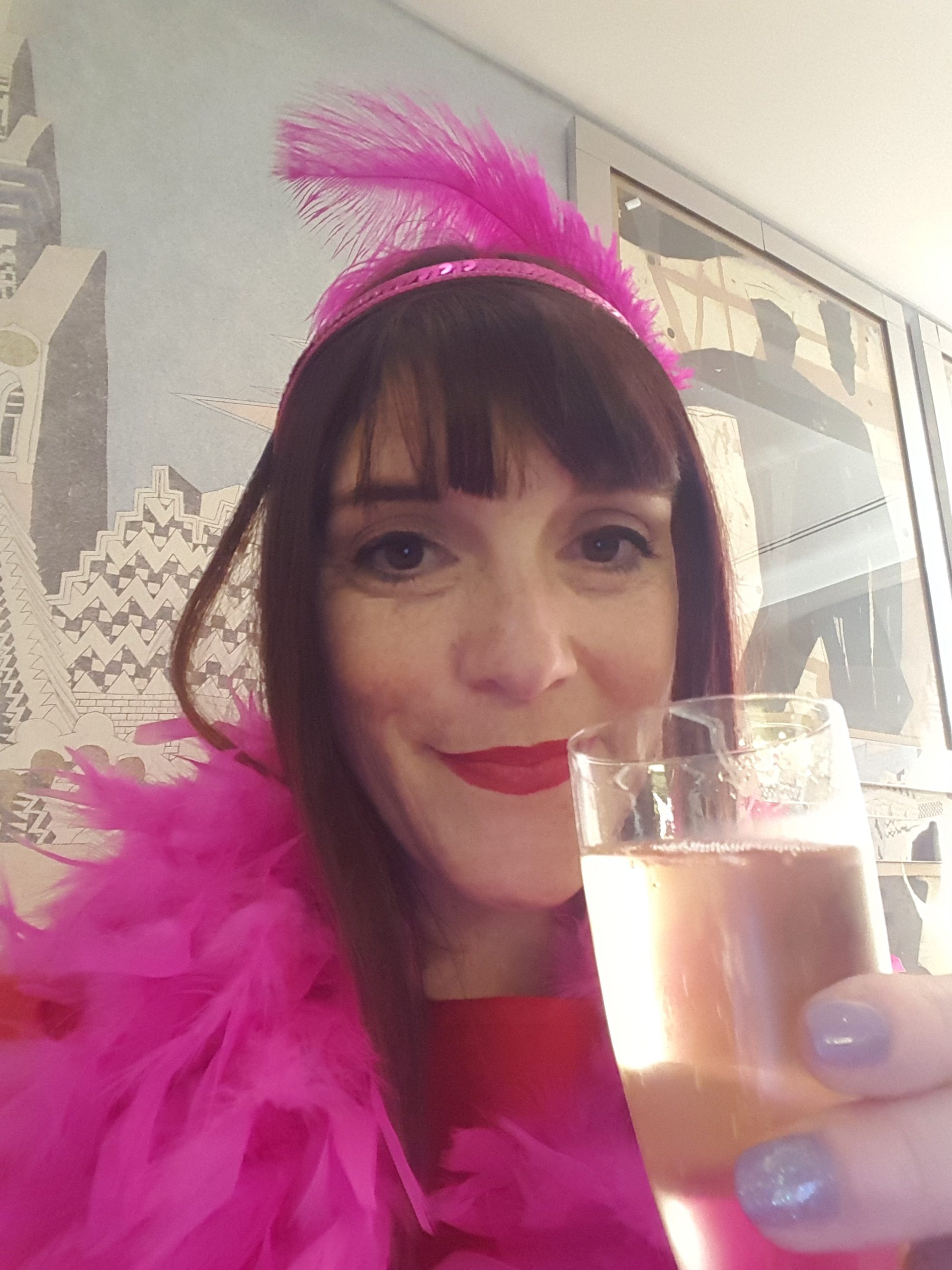 Burlesque Dancing & Champagne with Tena Lady Discreet