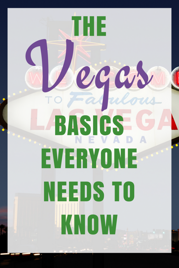 Las Vegas Holiday Basics - What everyone going needs to know