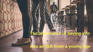invest into an ISA